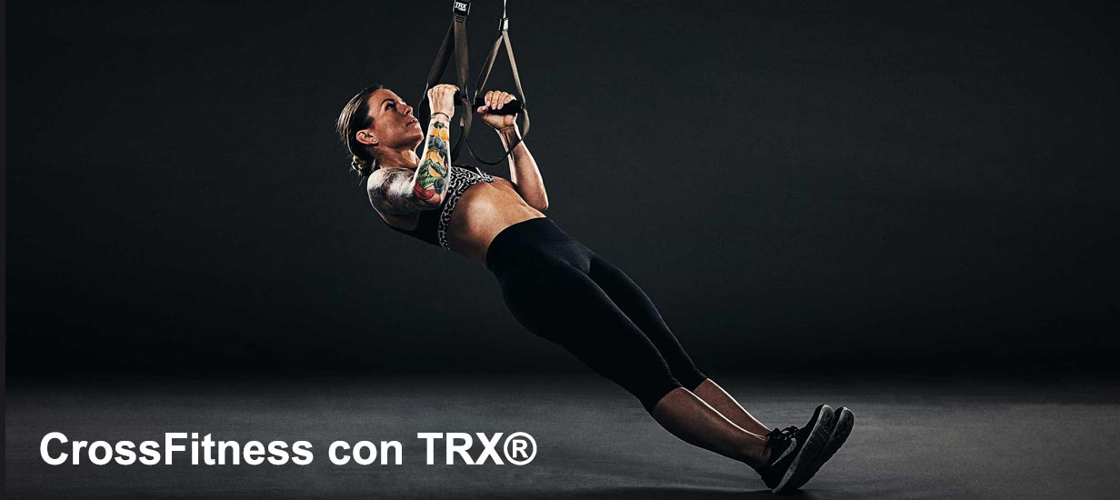 CrossFitness MExico DF TRX