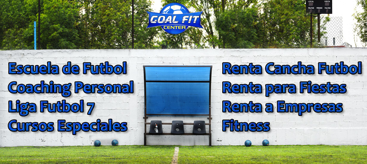 Goal Fit Center Escuela de Futbol Mexico DF
